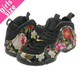 740203fc8d7 NIKE AIR FOAMPOSITE ONE  FLORAL  ナイキ エア フォームポジット ワン BLACK BLACK