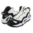 best sneakers f9717 35c2e NIKE AIR MAX UPTEMPO 97 Kie Ney AMAX up tempo 97 WHITE BLACK COLLEGE NAVY  399,207-101