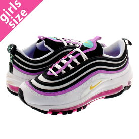 NIKE WMNS AIR MAX 97 ナイキ ウィメンズ エア マックス 97 WHITE/DYNAMIC YELLOW/BRIGHT VIOLET 921733-106