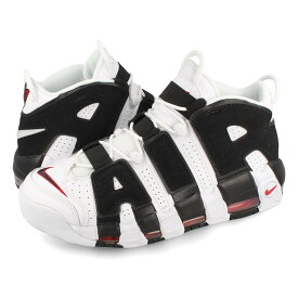 NIKE AIR MORE UPTEMPO ナイキ モア アップ テンポ WHITE/BLACK/VARSITY RED 414962-105