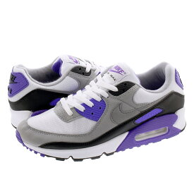 NIKE AIR MAX 90 【30TH ANNIVERSARY】 ナイキ エア マックス 90 WHITE/PARTICLE GREY/HYPER GRAPE cd0881-104