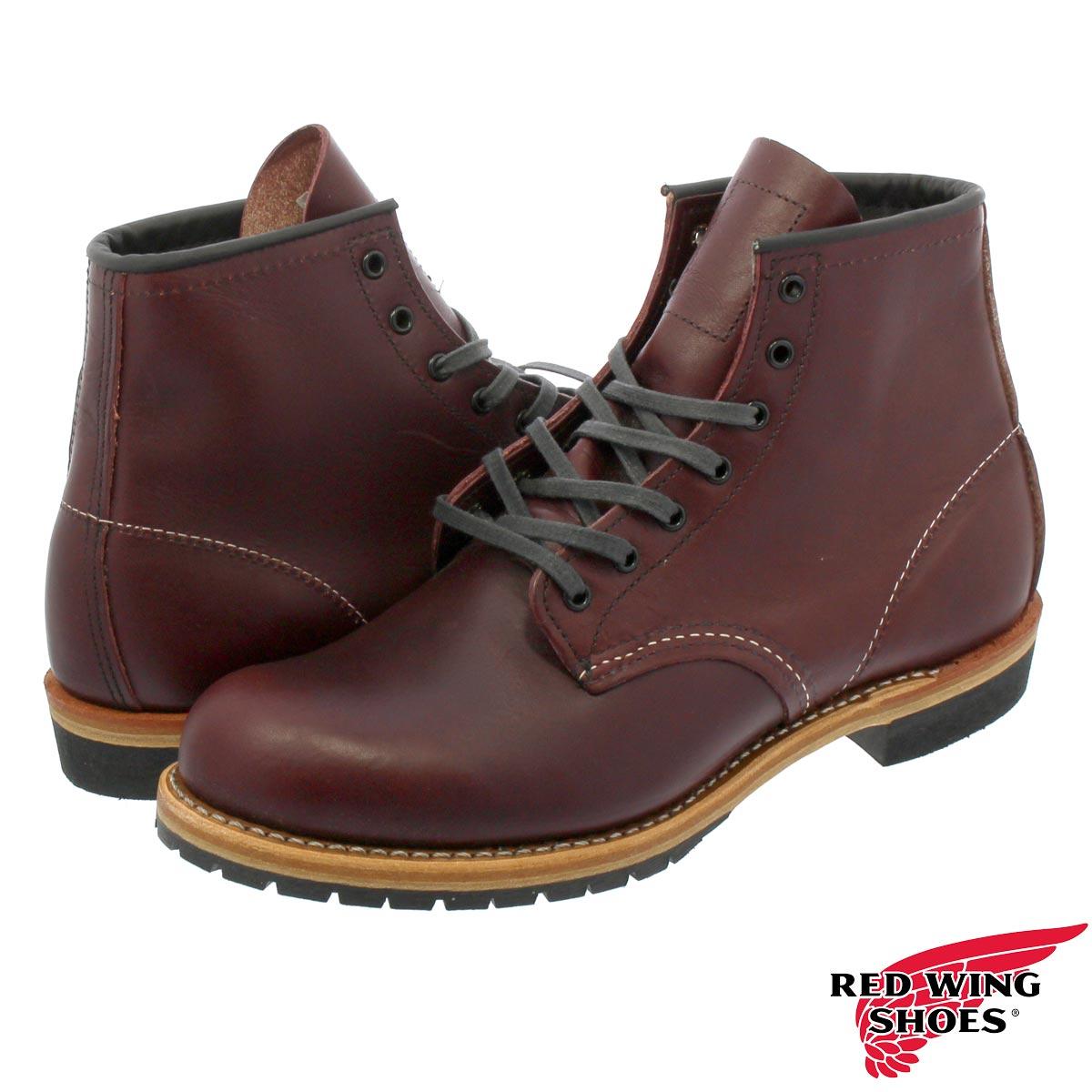 【送料無料】【ビッグ・スモールサイズ】 RED WING 9011 BECKMAN BOOT レッドウイング ベックマン ブーツ BLACKCHERRY
