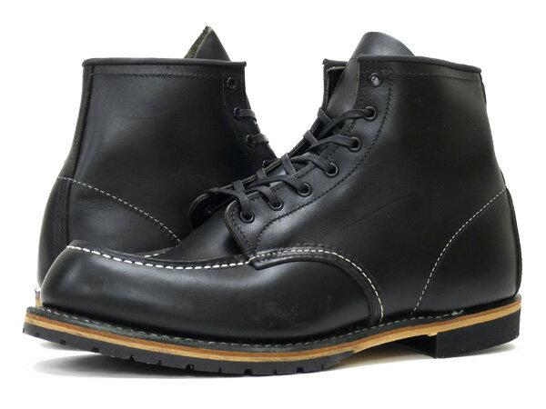 【送料無料】【アウトレット商品】【全体的にキズ有り】 RED WING 9015 BECKMAN BOOTS レッドウイング ベックマン ブーツ BLACK