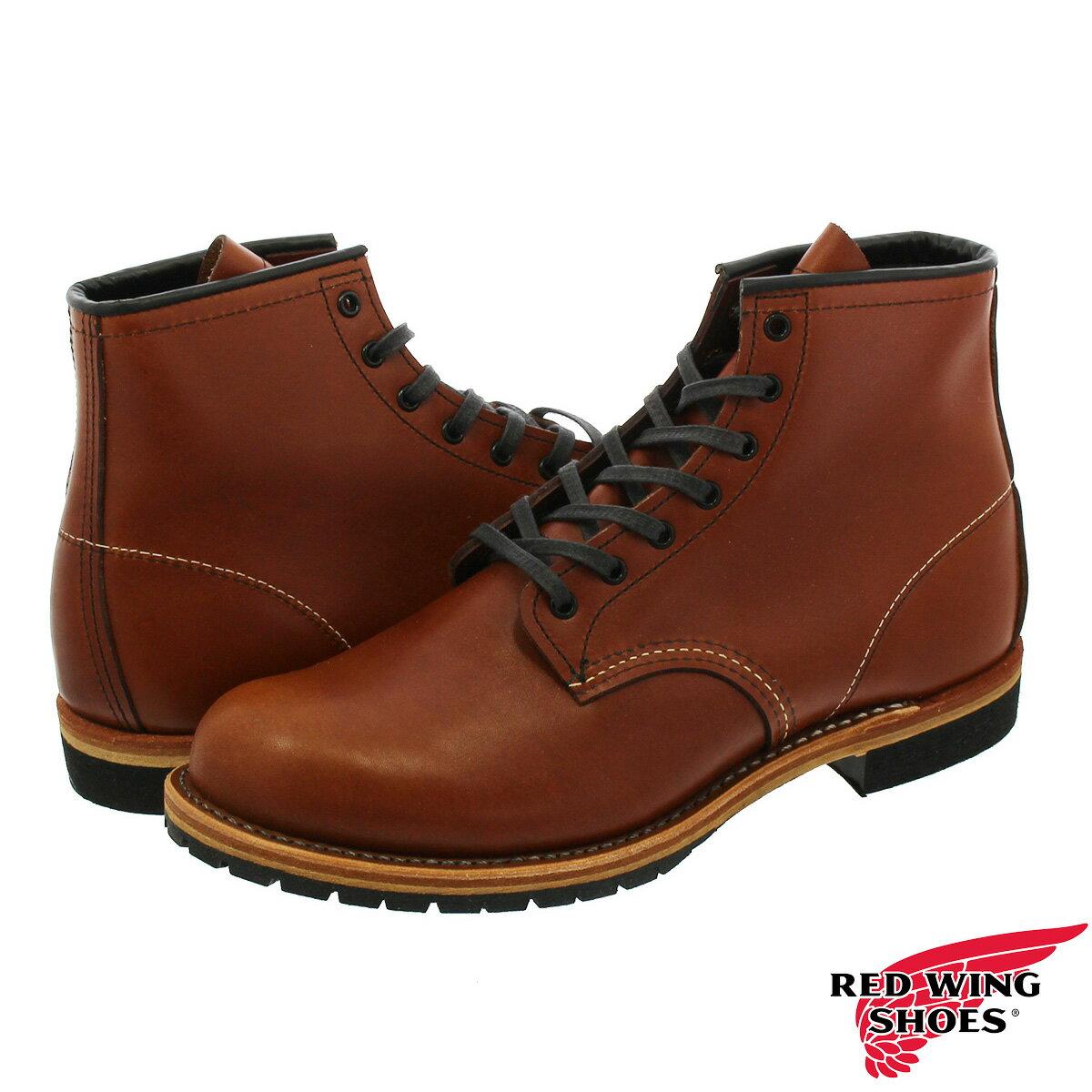 RED WING 9016 BECKMAN BOOT レッドウイング ベックマン ブーツ CIGAR
