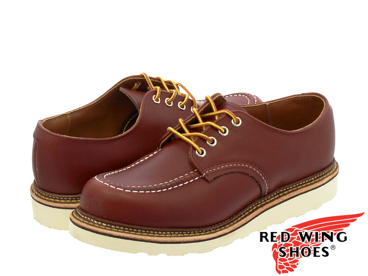 RED WING CLASSIC OXFORD レッドウイング クラシック オックスフォード COPPER WORKSMITH LEATHER 【Dワイズ】