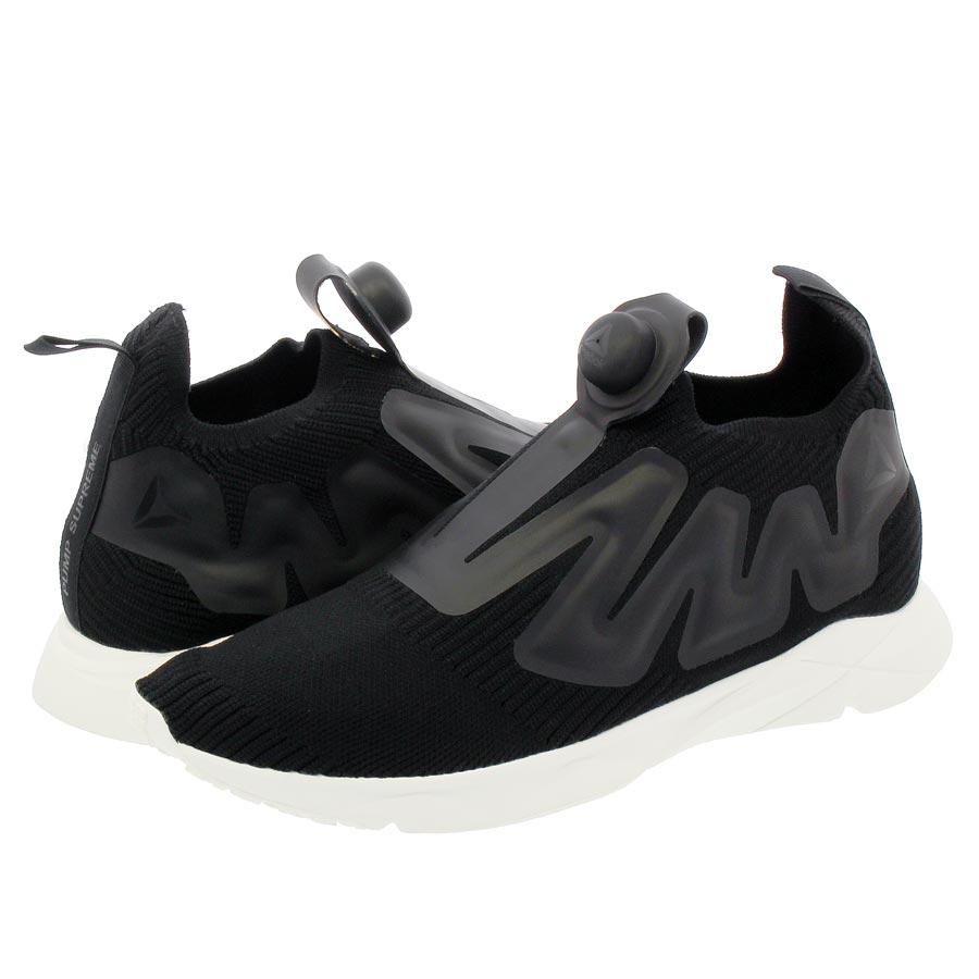 【お買い物マラソンSALE】 Reebok PUMP SUPREME リーボック ポンプ シュプリーム PREMIUM/BLACK/CLASSIC WHITE