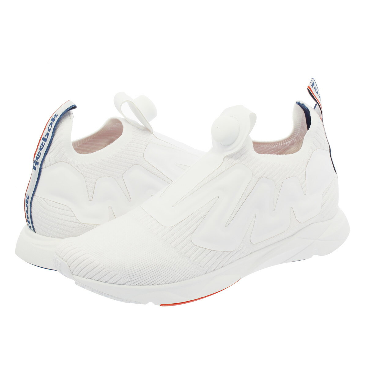 【お買い物マラソンSALE】 Reebok PUMP SUPREME リーボック ポンプ シュプリーム ARCHIVE/WHITE/CAROTENE/BUNKER BLUE
