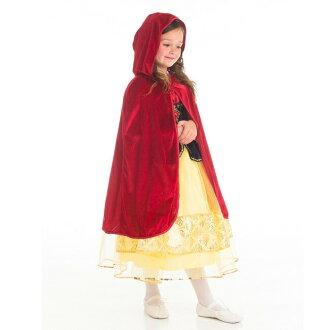 < 公主长帽红 >