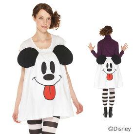 【ディズニー公式ライセンス】<大人用ゴーストミッキースカート>95643