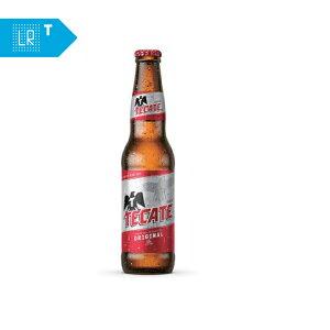 【メキシコ産】テカテビールラガーTECATABeerLagar1本瓶355ml4.5度メキシコビールテカテ瓶355ml