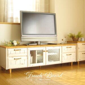 南フランス地方を思わせるおしゃれで可愛いテレビボード