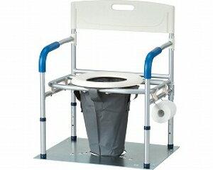 災害用マンホールトイレ 洋式ワイドタイプ