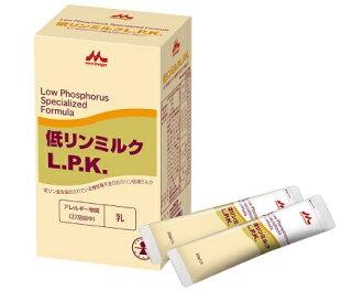 低磷牛奶L.P.K. 20g*15部/食用期限2017.10.23
