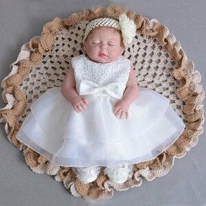 ベビードレス かわいい 子供服 新生児 new 子供ドレス ベビー服 女の子 スカート 写真撮り 出産祝い お宮参り 帽子付き ドレス 結婚式 赤ちゃん