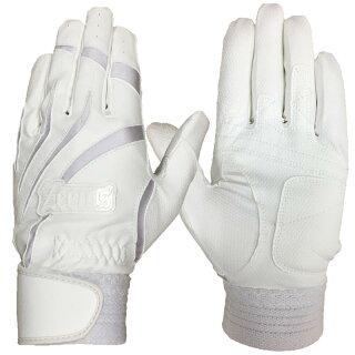 【即発送】送料無料Zeemsジームス野球バッティンググローブ/手袋両手用高校野球対応モデルZER620