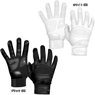 【あす楽対応】送料無料カッターズ野球バッティンググローブ/手袋パワーコントロールエンデュランス後継モデルB440