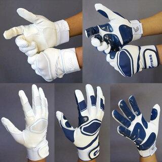 【即発送】送料無料カッターズ野球バッティンググローブ/手袋パワーコントロールエンデュランス後継モデルB440