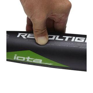 【あす楽対応】野球少年軟式カーボンバットレボルタイガーiota特殊なグリップ形状『J-Grip』虎印美津和タイガーRBJRPU