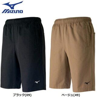 ミズノ武道チノハーフパンツ柔道空手32JD7135