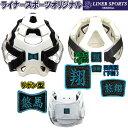 限定カラー 空手防具用お名前シール 防具にシールを貼れます ライナースポーツオリジナル 空手安全具 日本製