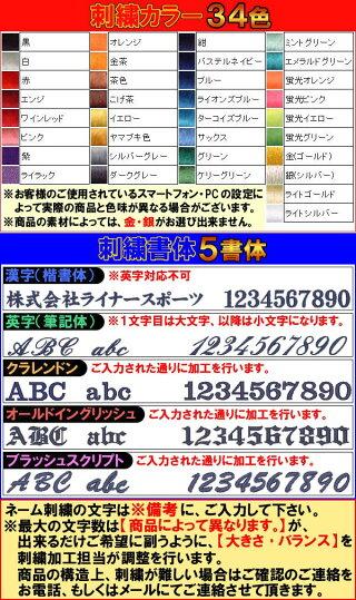 名前が刺繍で入るミズノ野球リュックサック(バックパック・デイパック)約32LSI-1FJD7020