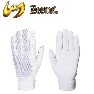 【即発送】送料無料Zeemsジームス野球守備用手袋片手用ZER710W