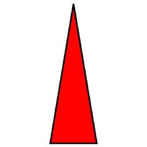 446-81ゲージマーカー(赤)【代引き不可】