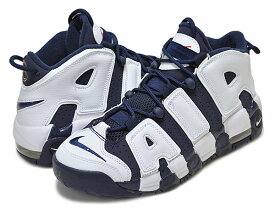OUTLET NIKE AIR MORE UPTEMPO (GS) 415082-104 アウトレット ナイキ エア モア アップテンポ GS 25cm US7Y