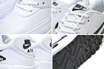 【送料無料ナイキウィメンズエアマックス90】NIKEWMNSAIRMAX90white/black【スニーカーホワイトAIRMAX90】