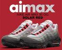 お得な割引クーポン発行中!!【あす楽 対応!!】【送料無料 ナイキ エアマックス 95 OG】NIKE AIR MAX 95 OG white/solar red-granite-du…