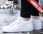 ★大定番★NIKEWMNSAIRFORCE1'07wht/wht
