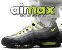 お得な割引クーポン発行中!!【あす楽 対応!!】【送料無料 ナイキ エアマックス 95 OG】NIKE AIR MAX 95 OG black/neon yellow-lt graph…