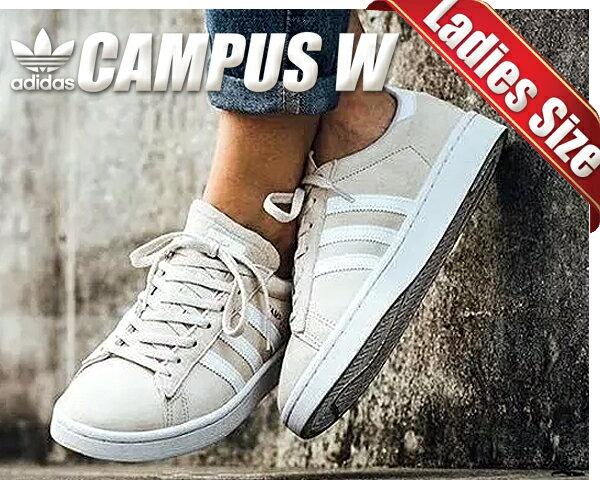 最大2,000円OFFクーポン発行中!!【アディダス キャンパス レディース】adidas CAMPUS W cbrown/ftwwht-crywht【ウィメンズ スニーカー キャンパス ブラウン ベージュ ホワイト】