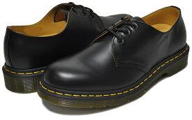 ドクターマーチン 3ホール ギブソン シューズ 11838002 Dr.Martens 1461 3EYE GIBSON BLACK メンズ ギブソン ブラック カジュアル シューズ 靴 お得な割引クーポン発行中!! あす楽 対応!!