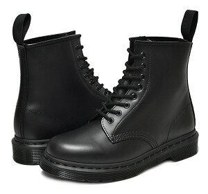 CORE 1460 MONO 8 EYELET BOOT Black 14353001