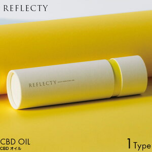 CBD オイル REFLECTY 1g × 30包 CBD 10mg 日本製 リフレクティ THC非検出