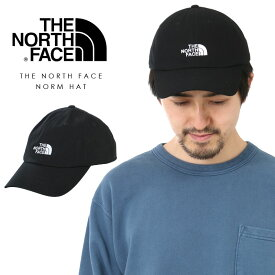 THE NORTH FACE ノースフェイス キャップ 帽子 レディース メンズ 紫外線対策 ブランドロゴ NORM HAT カーブキャップ カーブバイザー シンプル 海外正規品 男女兼用 ユニセックス NF0A3SH3 JK3 メール便対応