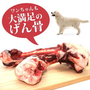 【北海道直送】愛犬用エゾシカげん骨4本エゾ鹿肉手作り食ペット用おやつ小型犬でも食べやすい犬用骨