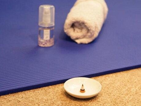ヨガや瞑想、マインドフルネスの際の浄化におすすめ