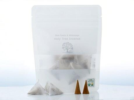 カリフォルニア直輸のオーガニックホワイトセージから作られたお香