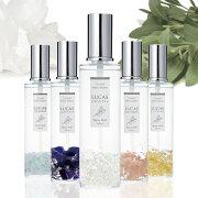 LUCASルカスホワイトセージヨガ瞑想マスク浄化ルームスプレー100ml5種類の香り