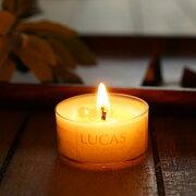 LUCASルカスホワイトセージ浄化瞑想オーガニックソイキャンドル【5種類の香り】