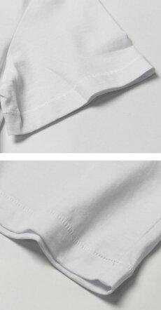 S/S新作SOHO(ソーホー)/コットンプリントTシャツ【ホワイト】【送料無料】