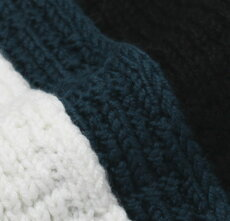 【国内正規品】F/W新作Cruciani(クルチアーニ)/ウール細マフラー【ホワイト/ブルーグリーン/ブラック】【送料無料】
