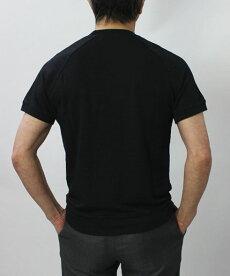 S/S新作ORIGINALVINTAGESTYLE(オリジナルヴィンテージスタイル)/リネンコットン製品染めラグランTシャツ【オフホワイト/ネイビー】【送料無料】