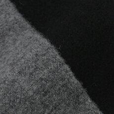 F/W新作REMIRELIEF(レミレリーフ)/ウール混クライミングパンツ【グレー/ブラック】【送料無料】