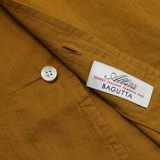 S/S新作BAGUTTA(バグッタ)/JOHNNYGL09064/「Albini社」コットンローンオープンカラーシャツ【マスタード】【送料無料】