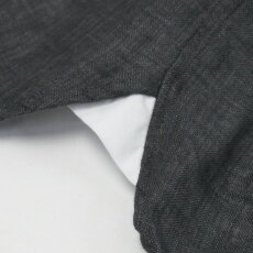 S/S新作GUYROVER(ギローバー)/S2670L/591308/リネンウォッシュセミワイドカラーシャツ【グレージュ/グレー】【送料無料】
