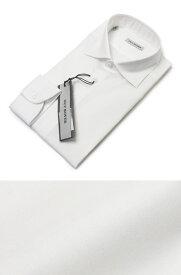 【SALE 30】S/S 新作 GUY ROVER ( ギローバー ) / S2670/591920 / 120/2 コットン セミワイドカラー ドレス シャツ【ホワイト】【送料無料】