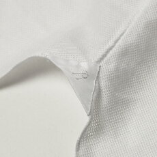 バルバ/BARBA/DANDYLIFE/ダンディライフ/セミワイドカラーシャツ/ナチュラルストレッチ/コットンメッシュ/NEWBRUNO【ホワイト】